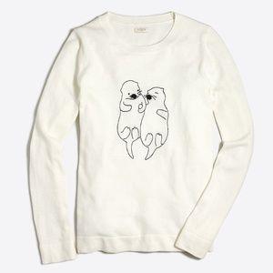 Adorable J Crew Sweater